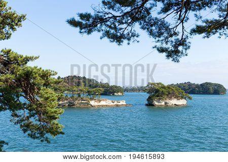 Matsushima in Japan