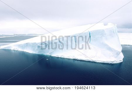 Antarctica, Weddell Sea, Iceberg