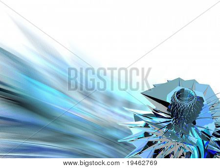 3d Digital Background - Very Useful for various applications