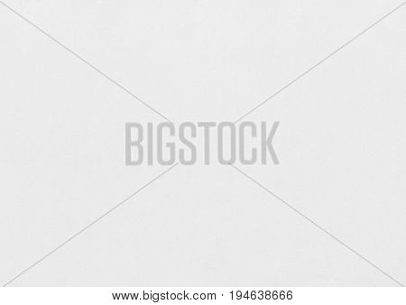 White Paper Page Corrugated Texture Background. Smooth