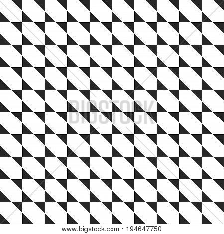 Retro memphis geometric cube shapes seamless abstract patterns. Hipster fashion 80-90s. Jumble textures. Optical illusion effect. Memphis style for printing, website, fabric design, poster, cards
