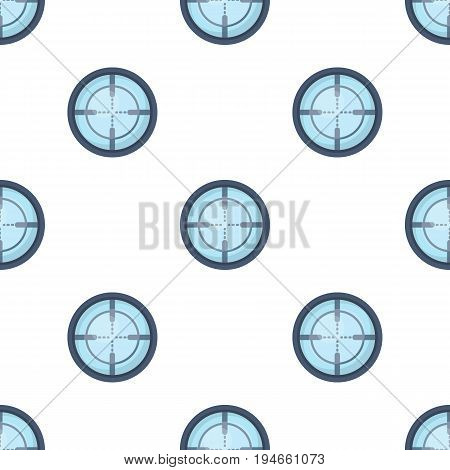 Optical sight.Paintball single icon in cartoon style vector symbol stock illustration .