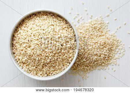 Decorticated Sesame Seeds