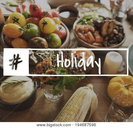 Good Food Mood Homemade Celebrate Happy Merry
