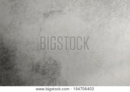 Mottled Grey Grunge Background for design with copy space
