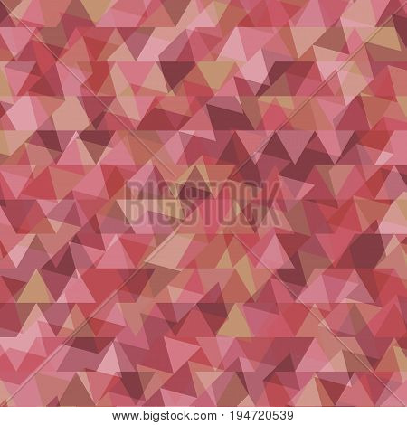 Abstract background with geometry red tone backdrop, stock vector