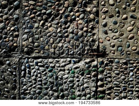 Concrete, concrete background, concrete texture. Concrete wall. A fragment of a concrete wall. Gray background. Beton. Grunge background.