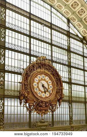 Musee D'orsay - Paris, France