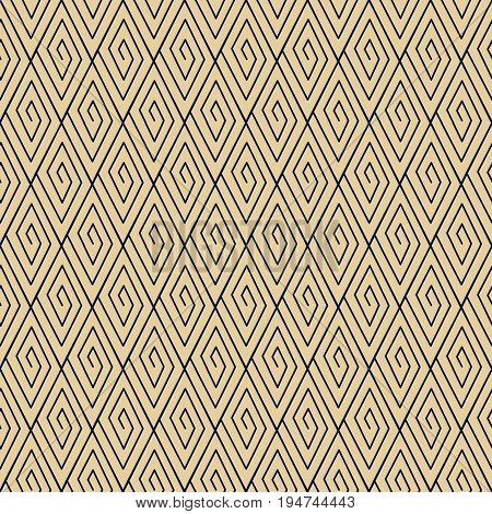 Seamless Background Retro Japanese Check Geometry Spiral Vortex Line