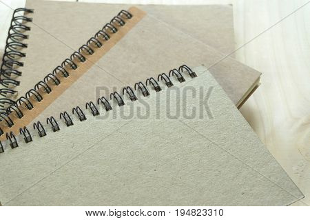 Blank brown paper for writing text or artwork.you can apply to your product.