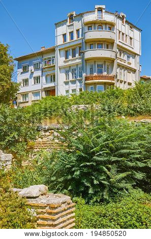 House in Varna near the Ruins of Roman Thermae Bulgaria