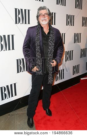 NASHVILLE, TN-NOV 3: Recording artist Randy Owen of Alabama attends the 63rd annual BMI Country awards at BMI on November 3, 2015 in Nashville, Tennessee.
