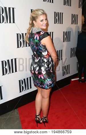 NASHVILLE, TN-NOV 3: Recording artist Lauren Alaina attends the 63rd annual BMI Country awards at BMI on November 3, 2015 in Nashville, Tennessee.