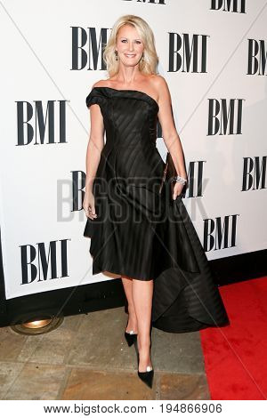 NASHVILLE, TN-NOV 3: Sandra Lee attends the 63rd annual BMI Country awards at BMI on November 3, 2015 in Nashville, Tennessee.