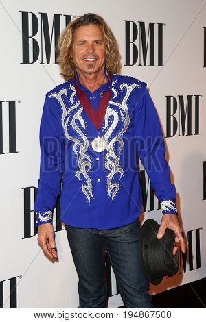 NASHVILLE, TN-NOV 3: Recording artist Jeffrey Steele attends the 63rd annual BMI Country awards at BMI on November 3, 2015 in Nashville, Tennessee.