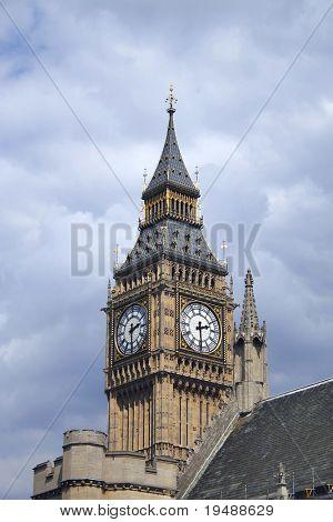London Big Ben Tower. England