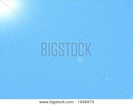 Sun & Sky Background
