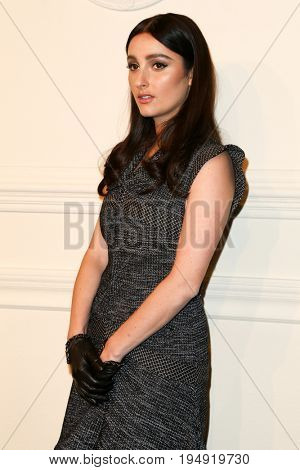 NEW YORK-MAR 31: Singer/songwriter Jillian Rose Banks attends the CHANEL Paris-Salzburg 2014/15 Metiers d'Art Show and Party at the Park Avenue Armory on March 31, 2015 in New York City.