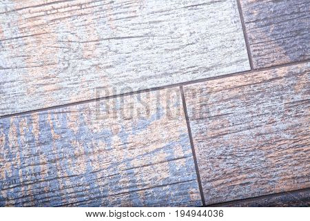 Brown tile on a floor. Abstract tile