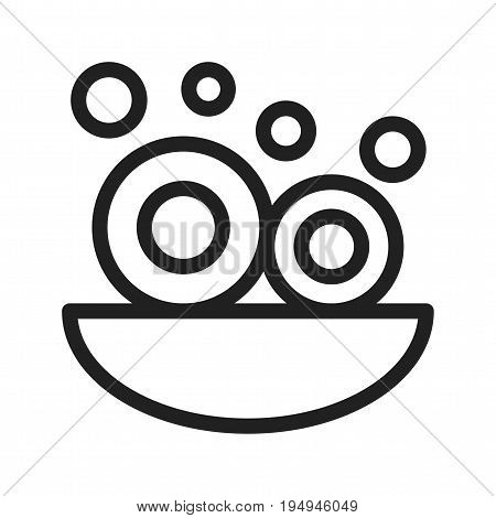 Dishes, washing, sink icon vector image. Can also be used for Cleaning Services. Suitable for use on web apps, mobile apps and print media.