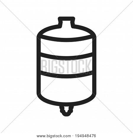 Expansion, tank, water icon vector image.Can also be used for Climatic Equipment. Suitable for mobile apps, web apps and print media.