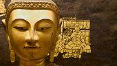 Myanmar - Kengtung (Kyaing Tong)   Temple of Wat Inn poster