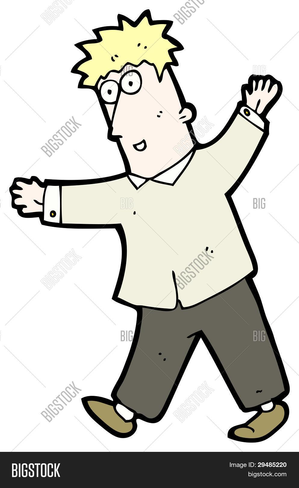 Imagen y foto Hombre Equilibrio (prueba gratis) | Bigstock