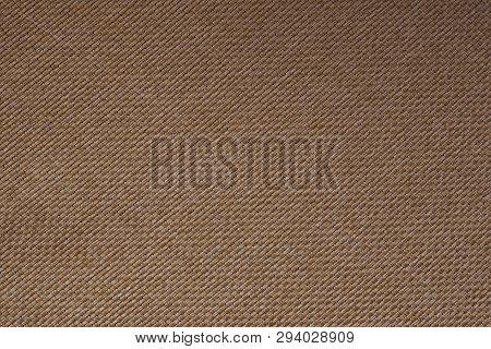 Abstract Texture Sackcloth Sacking Sac. Burlap Texture Background. Brown Texture Sackcloth Sacking S