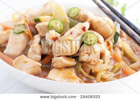 Chicken Sweet Sour
