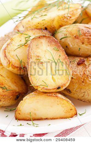 Roast Potatos
