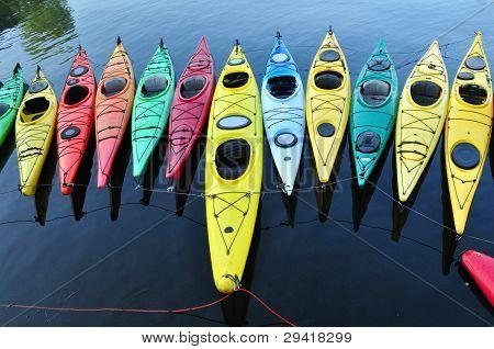 Rockport Kayaks (2), Massachusetts