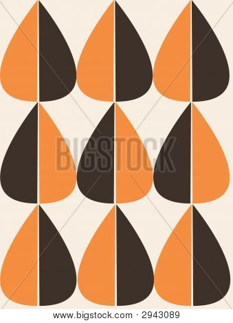 Retro Abstract Pattern