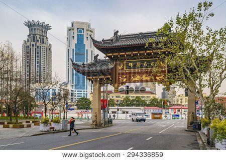 Shanghai Old Street, China