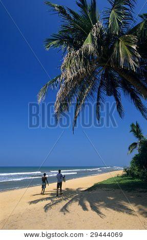 Kalutara  Beach Sri Lanka