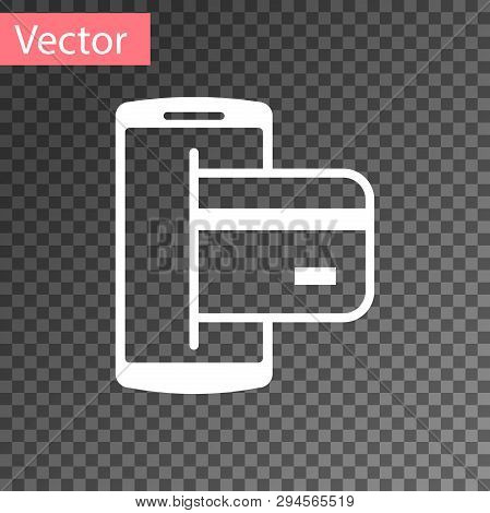 White Nfc Payment Vector & Photo (Free Trial) | Bigstock