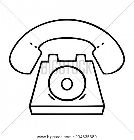 Red Telephone Images Illustrations Vectors Free