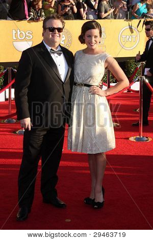 LOS ANGELES - JAN 29:  Eric Stonestreet arrives at the 18th Annual Screen Actors Guild Awards at Shrine Auditorium on January 29, 2012 in Los Angeles, CA