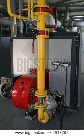 The Big Gas Boiler