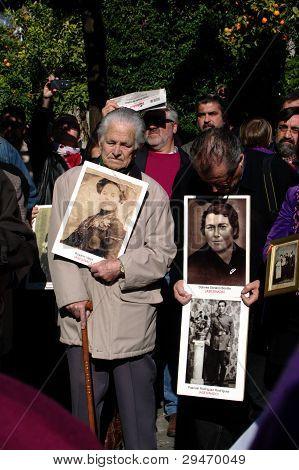 Victims of Franco's dictatorship 2
