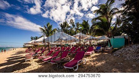Saint Gilles Beach, La Reunion Island, France