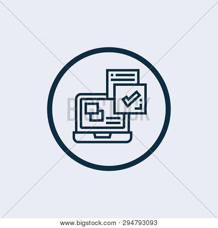 Backup Icon In Trendy Design Style. Backup Icon Isolated On White Background. Backup Vector Icon Sim