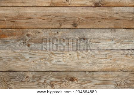 Old Barn Wall Wood Background Faded Pine