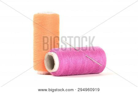 Two Sewing Thread