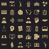 Conformity icons set. Simple style of 36 conformity vector icons for web for any design poster