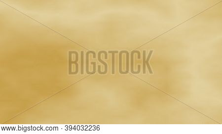 Brown, Ocher Solid Background. Template For Advertising, Posters, Banners.