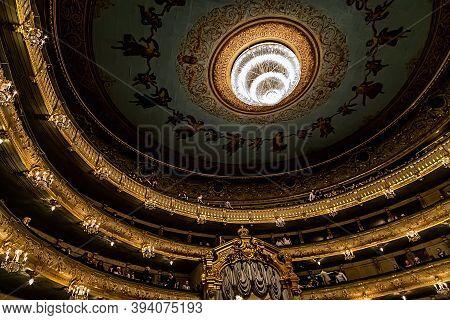 Mariinsky Theatre, Historic Theatre Of Opera And Ballet In Saint Petersburg