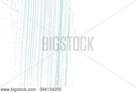 Grunge Texture. Distress Blue Rough Trace. Breathtaking Background. Noise Dirty Grunge Texture. Flaw