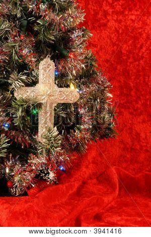 Cross And Tree