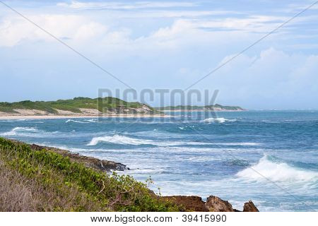 Coast Of Barbuda