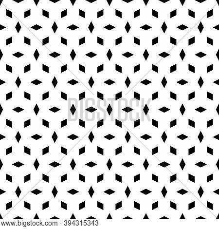 Rhombuses Pattern. Diamonds Backdrop. Lozenges Wallpaper. Ethnic Motif. Geometric Background. Digita